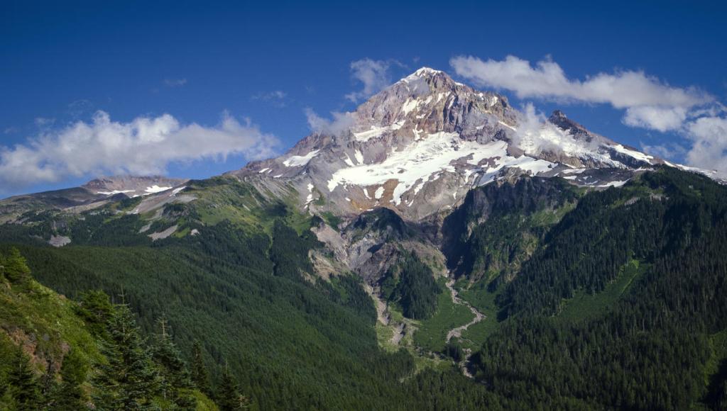 Pacific Crest Trail - PCT Mount Hood - WanderVeg Spezial