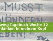 WanderVeg Jakobsweg-Tagebuch Woche 12